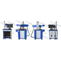 China Plastic Rubber Co2 Laser Marking Machine For Double Color Boards Automatically Marking on sale