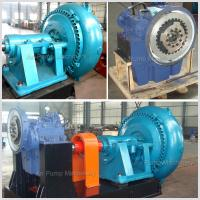 Quality single stage river iron ore sand gravel pump for sale
