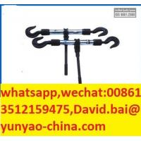 Quality Rated 50kn Transmission Line Stringing Tools Accessories Double Hook Turnbuckle for sale