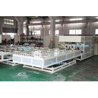 Quality Air Cooling PVC Pipe Belling Machine , Automatic PVC Pipe Welding Machine With 3gr13 Mould for sale