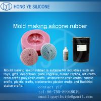 Quality life casting silicone rubber for sex toy making, mould