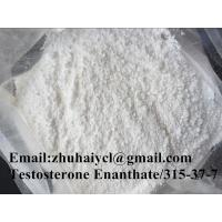 315-37-7 Testosterone Enanthate Steroid Hormone Powder For Muscle Building