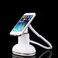 Quality COMER Shop anti theft system secure magnetic mobile phone holder with adapter charger and remote control for sale