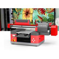 Quality High Performance Uv Inkjet Flatbed Printer On Wood Glass PVC Card for sale
