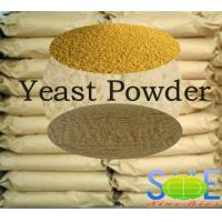 Quality Powdered Yeast Animal Feed 4.5-6.5 pH For Supplying Protein SYE-PO55 for sale