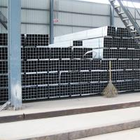 Quality square and rectangular steel hollow section, galvanized pipe