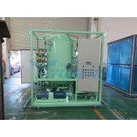 Quality High Efficiency CE Double Stage Transformer Oil Filtration Machine for sale