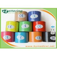 Buy cheap Breathable Kinesiology Physio therapy Tape For Muscle Injuries With Various from wholesalers