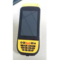 Quality 4.3 inch Rugged 1D 2D Barcode Scanner HandHeld Rfid Reader with Android 4.0 OS for sale
