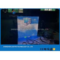 Quality IP65 6500 Nits Outdoor LED Screens , 500 x 500mm Led Cabinet Sign 1 / 13 scan for sale
