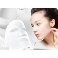 Quality Organic Mask Aloe Vera Crystal Facial Mask 21*21cm size can be customized for sale