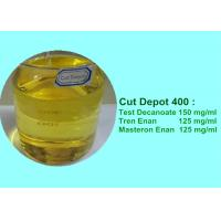 Quality Pre-mixed Blend Steroid Oil Cut Depot 400 mg/ml / Has Strong Effect In Bodybuilding for sale