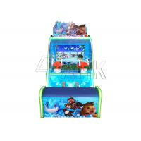 Quality 220V 550W Amusement Game Machines / Carnival Double Player Shooting Water Arcade Game Equipment for sale