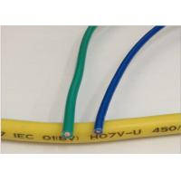Quality PVC hook-up wire as internal wiring of electrical appliance RV/BV/BVR for sale