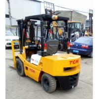 Buy cheap TCM Used Forklift Trucks With 3000kg Rated Capacity ISO/CCC Certificated from wholesalers