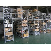 Quality loose cargo stock industrial mezzanine systems , double storey warehouse platform for sale