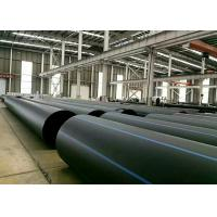 Quality hdpe pipe 24 hdpe pipe 2 inch hdpe pipe roll hdpe pipe dimensions hdpe pipe sdr17 for sale