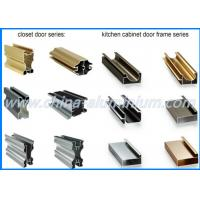 High Quality Aluminium Profiles For Kitchen Cabinet Door Frame Of