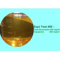 Quality 99.28% High Quality Mixed Steroid Hormone Liquid Equi Test 450 mg/ml for sale