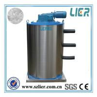 LIER Commercial Flake Ice Evaporator Stainless Steel Material 1000KG