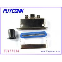 Quality Male Plug 24 Pin Centronics Connector  for sale