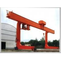 Quality MDG Type Double Girder Gantry Crane For General Handling And Lifting Work for sale