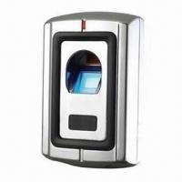 Quality Waterproof Fingerprint Access Control, Compliant with CE Standards and RoHS Directive for sale