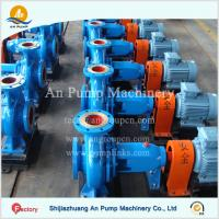 Quality Centrifugal Horizontal Single Stage Pulp Pump for sale