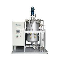 Quality For Engine Oil Production Full Auto Lube Oil and Additives Blending Machine for sale