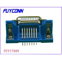 Quality 36 Pin Female Right Angle PCB Connector for sale