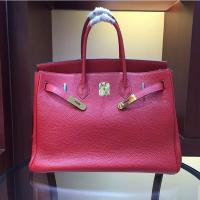 Buy women high quality 35cm red famous brand handbags TOGO leather bags hanbags fashion bags L-RB2-5 at wholesale prices