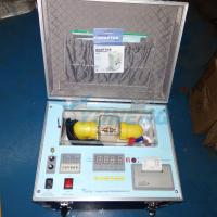 Buy YNHYG-A Small Portable Transformer Oil Dielectric Tester 0-80KV at wholesale prices