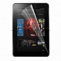 China Clear Mini Screen Protectors for Amazon Kindle Fire HD 8.9, Made of PET, 0.12 or 0.06mm Thickness on sale