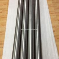 Quality titanium sputtering target in rod condition 99.99% target for vacuum PVD for sale