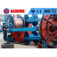 Quality Cradle Type Laying Up Machine Low Noise CLY 2000/1+1+3 Steel Material for sale