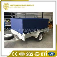 Quality Heavy Duty PVC Trailer Cover Tarpaulin for sale