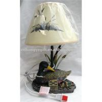 China Polyresin Table Lamps on sale