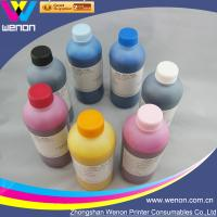 Quality 6 color printer pigment ink for Canon W8400 W8200 W7200 W7400 W6200 W6400 printer ink for sale