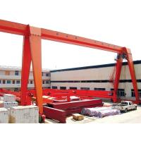 Quality Low Price Factory Single Girder 10 Ton Mobile Gantry Lifting Crane for sale