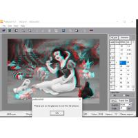 Quality PSDTO3D lenticular software certificate of copyright and PSDTO3D Advanced version 3d lenticular software designs for sale