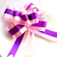 Quality Atwo Layers Butterfly Ribbon Bow Gift Wrapping Bows For Packing for sale