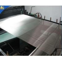 Quality 1.6m width Full automatic  20mesh-400mesh stainless steel  wire mesh weaving machine for sale
