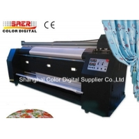 Quality Direct To Fabric Digital Textile Printing Machine Outdoor Printer For Home Decoration for sale