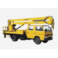 Quality Telescopic Boom Lift Truck for sale