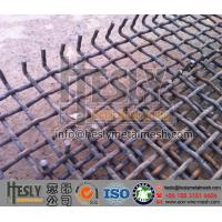 Quality Hook Mining Screen Mesh for sale