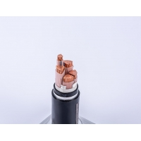 Quality LOSH YJLV Cross Linked Polyethylene Wire XLPE Insulated Power Cable Low Voltage for sale