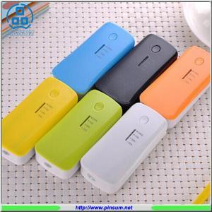 China 5600 mah Portable Backup Battery External Power Bank For Universal Mobile Phones on sale