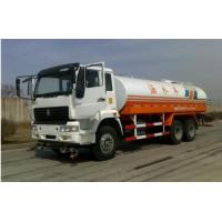 Quality Water Sprinkling Tank Truck Trailer SINOTRUK HOWO LHD 6X4 15-20CBM For Pesticide Spraying for sale