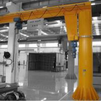 Quality Articulating Aluminum 360 Degree Jib Crane Pendent Control Arm Slewing 3m - 10m for sale