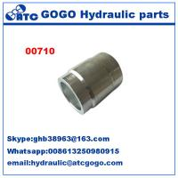 Hose Ferrule Pipe Quick Connect Fittings , Fuel Hose Water Hose Quick